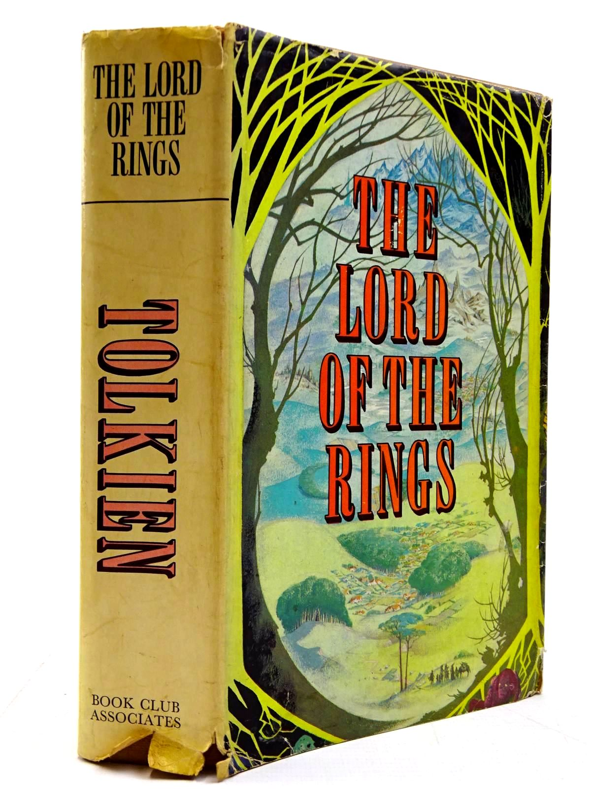 Photo of THE LORD OF THE RINGS written by Tolkien, J.R.R. published by Book Club Associates (STOCK CODE: 2130847)  for sale by Stella & Rose's Books