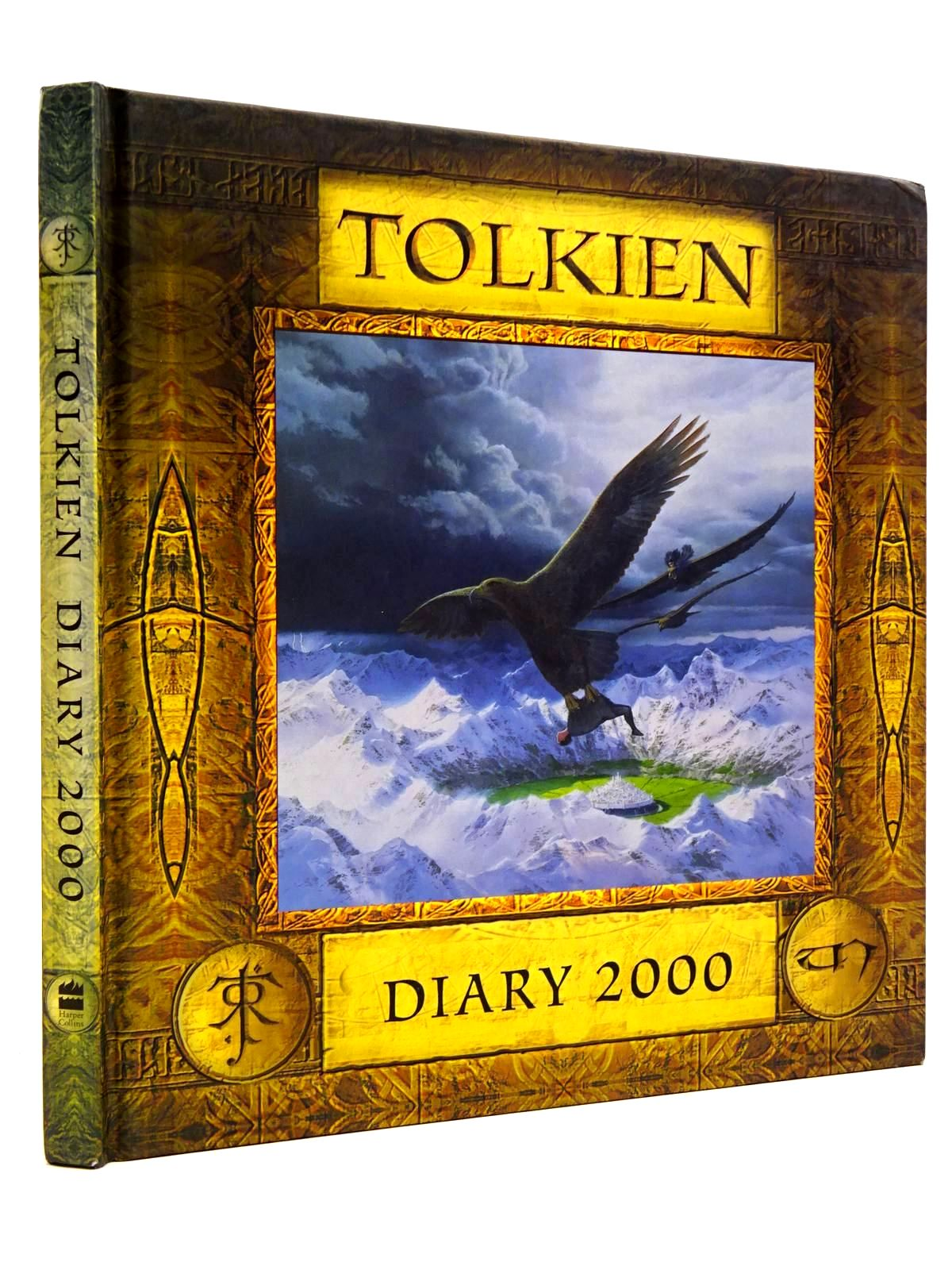 Photo of THE TOLKIEN DIARY 2000 written by Tolkien, J.R.R. illustrated by Nasmith, Ted published by Harper Collins (STOCK CODE: 2130849)  for sale by Stella & Rose's Books