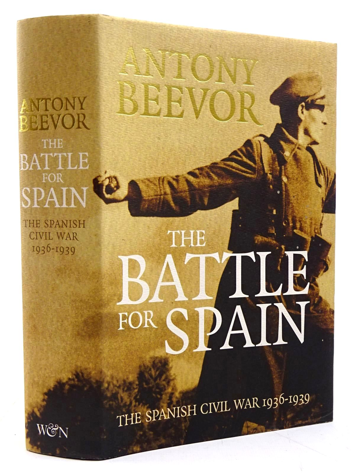 Photo of THE BATTLE FOR SPAIN written by Beevor, Antony published by Weidenfeld and Nicolson (STOCK CODE: 2130903)  for sale by Stella & Rose's Books