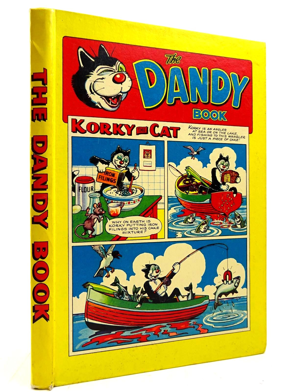 Photo of THE DANDY BOOK 1958- Stock Number: 2130940