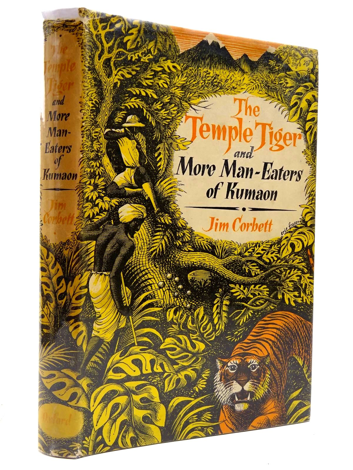 Photo of THE TEMPLE TIGER AND MORE MAN-EATERS OF KUMAON written by Corbett, Jim published by Oxford University Press (STOCK CODE: 2131022)  for sale by Stella & Rose's Books