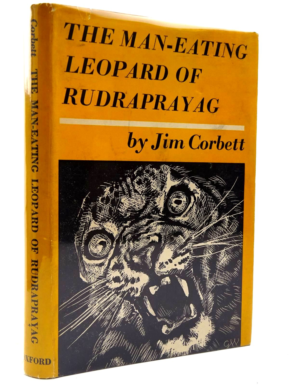 Photo of THE MAN-EATING LEOPARD OF RUDRAPRAYAG written by Corbett, Jim published by Oxford University Press (STOCK CODE: 2131023)  for sale by Stella & Rose's Books