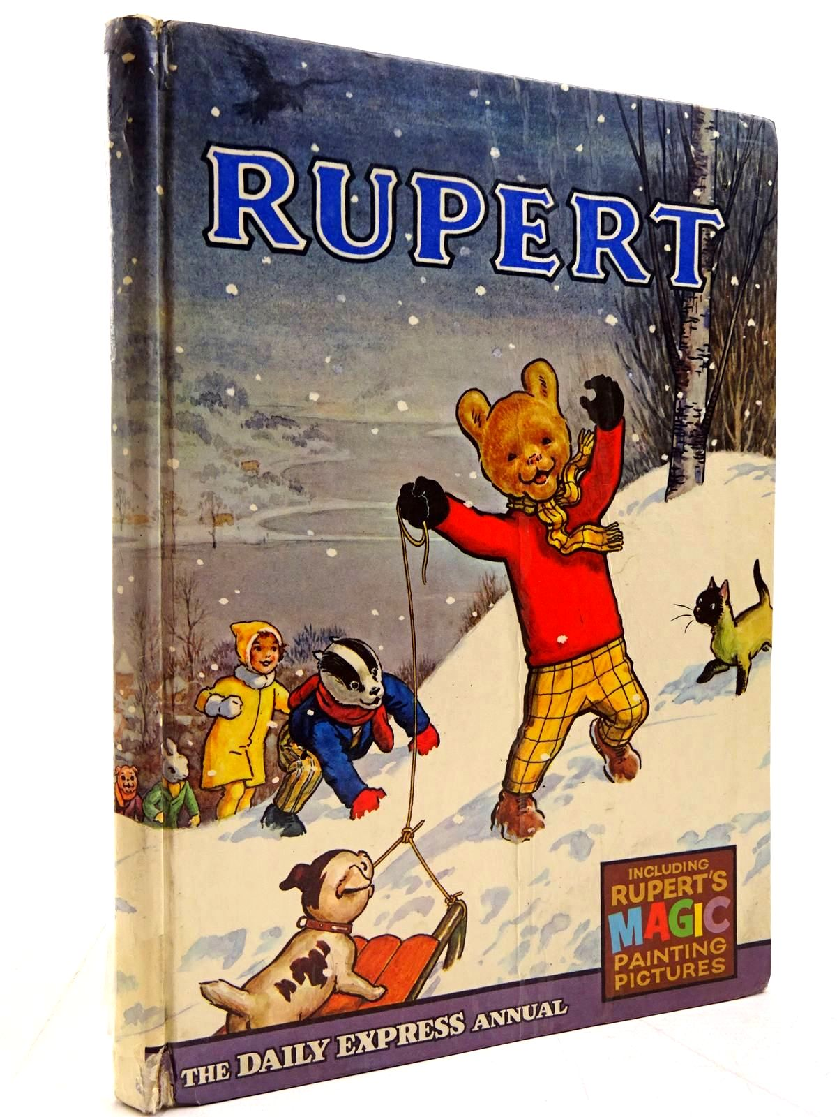 Photo of RUPERT ANNUAL 1967 written by Bestall, Alfred illustrated by Bestall, Alfred published by Daily Express (STOCK CODE: 2131084)  for sale by Stella & Rose's Books