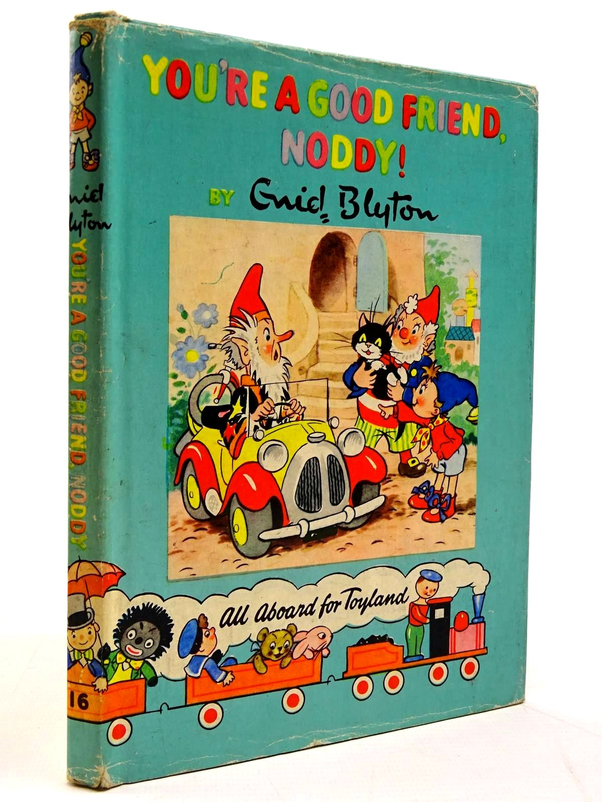 Photo of YOU'RE A GOOD FRIEND NODDY!