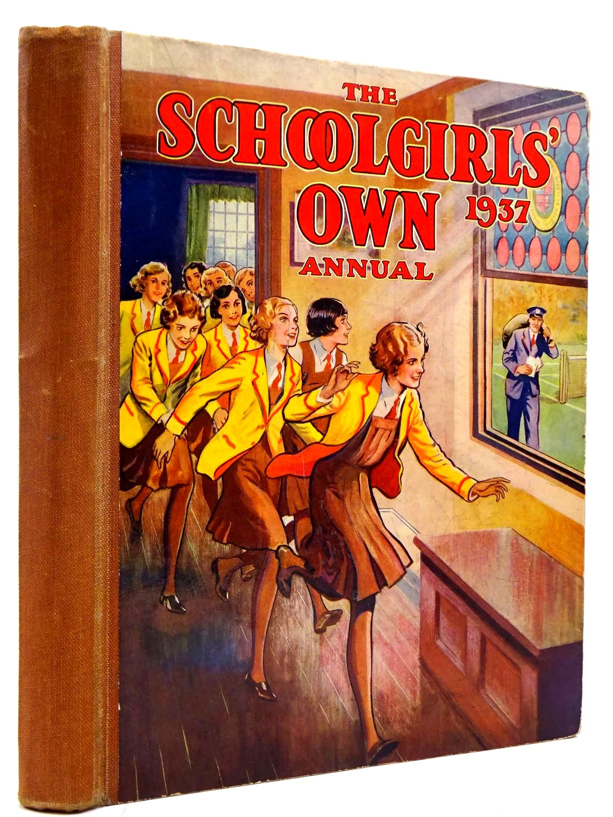 Photo of THE SCHOOLGIRLS' OWN ANNUAL 1937 published by The Fleetway House (STOCK CODE: 2131157)  for sale by Stella & Rose's Books