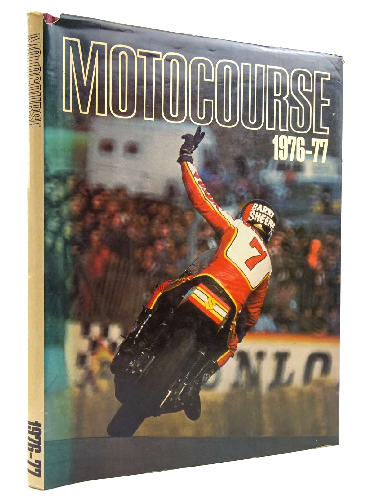 Photo of MOTOCOURSE 1976-77 published by Hazleton Publishing (STOCK CODE: 2131231)  for sale by Stella & Rose's Books