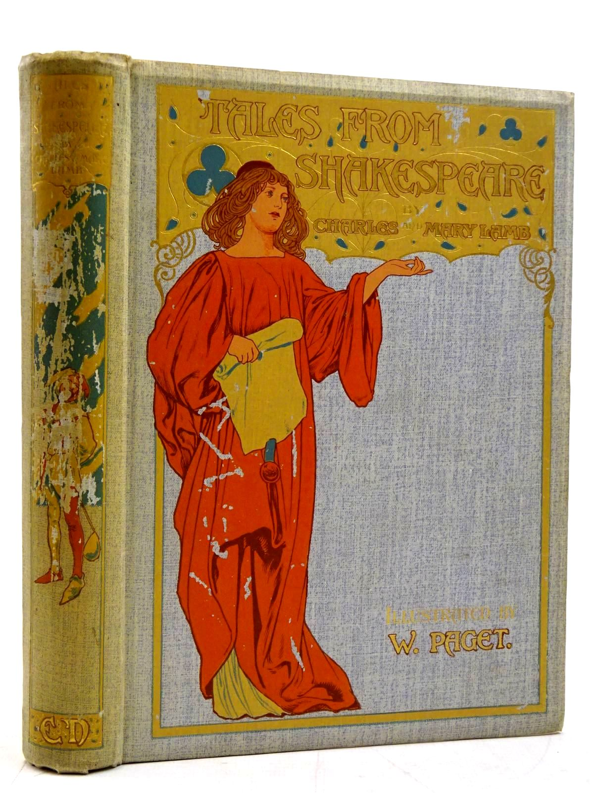 Photo of TALES FROM SHAKESPEARE written by Lamb, Charles<br />Lamb, Mary illustrated by Paget, Wal published by Ernest Nister (STOCK CODE: 2131246)  for sale by Stella & Rose's Books