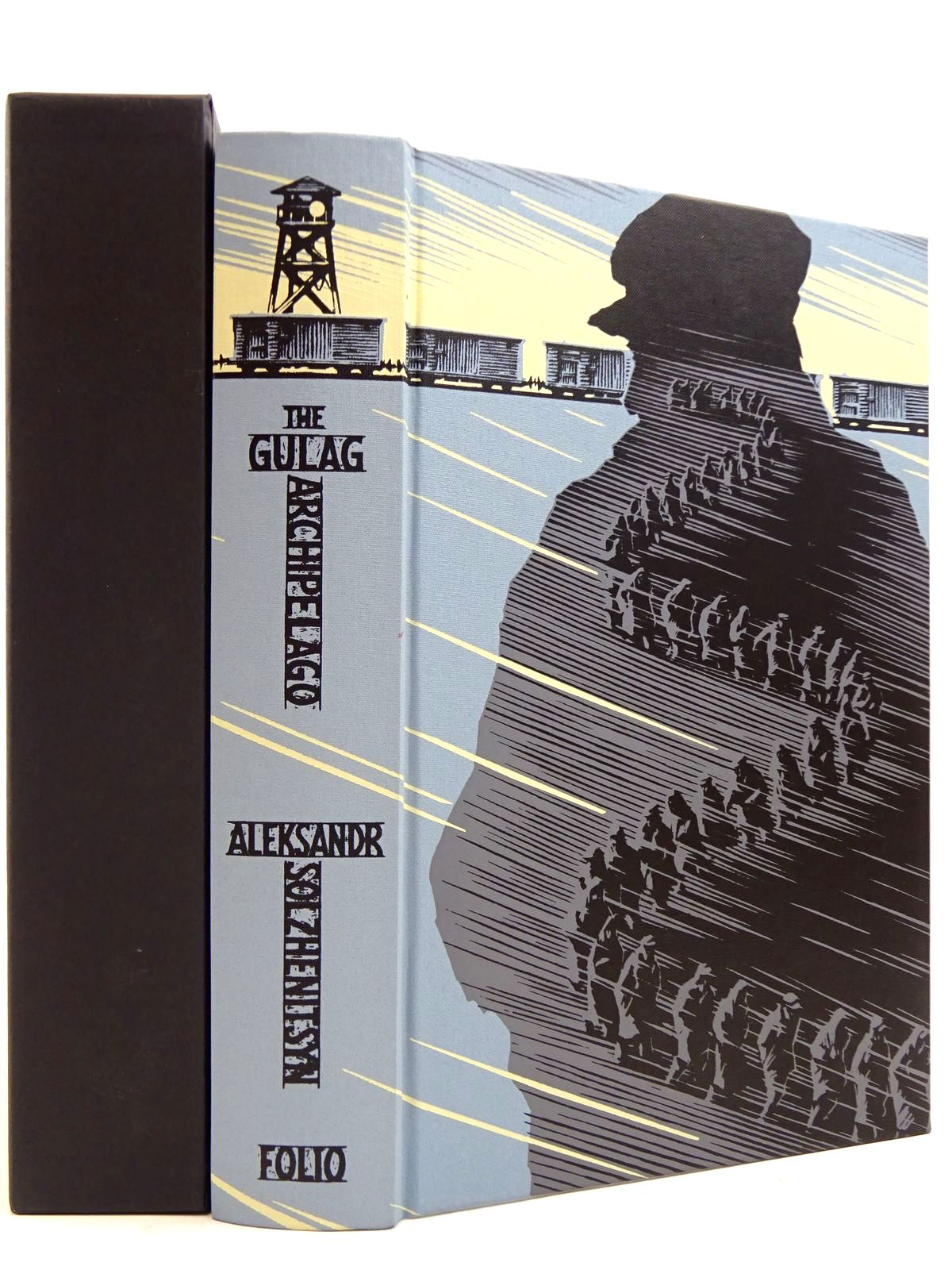 Photo of THE GULAG ARCHIPELAGO 1918-1956 AN EXPERIMENT IN LITERARY INVESTIGATION
