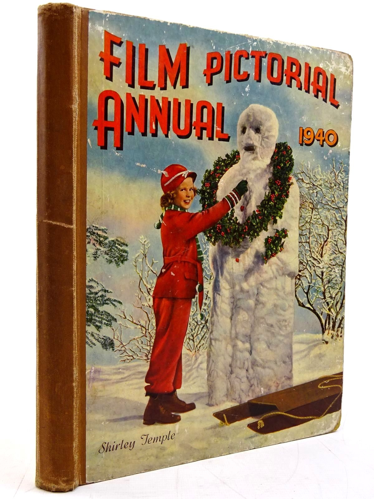 Photo of FILM PICTORIAL ANNUAL 1940 written by Winchester, Clarence published by The Amalgamated Press (STOCK CODE: 2131360)  for sale by Stella & Rose's Books