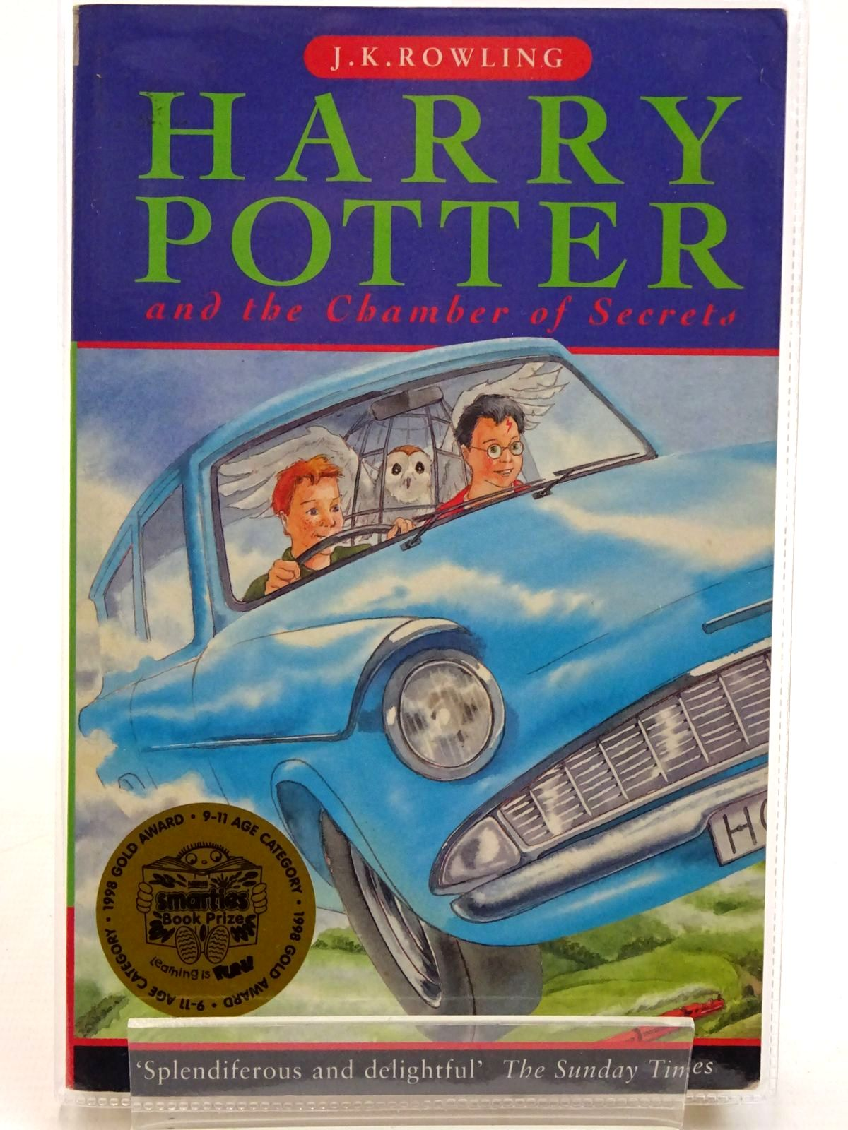 Photo of HARRY POTTER AND THE CHAMBER OF SECRETS written by Rowling, J.K. published by Bloomsbury Books (STOCK CODE: 2131404)  for sale by Stella & Rose's Books