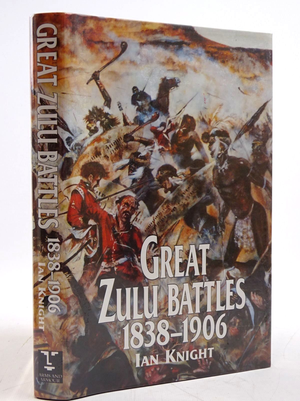 Photo of GREAT ZULU BATTLES 1838-1906 written by Knight, Ian published by Arms & Armour Press (STOCK CODE: 2131429)  for sale by Stella & Rose's Books