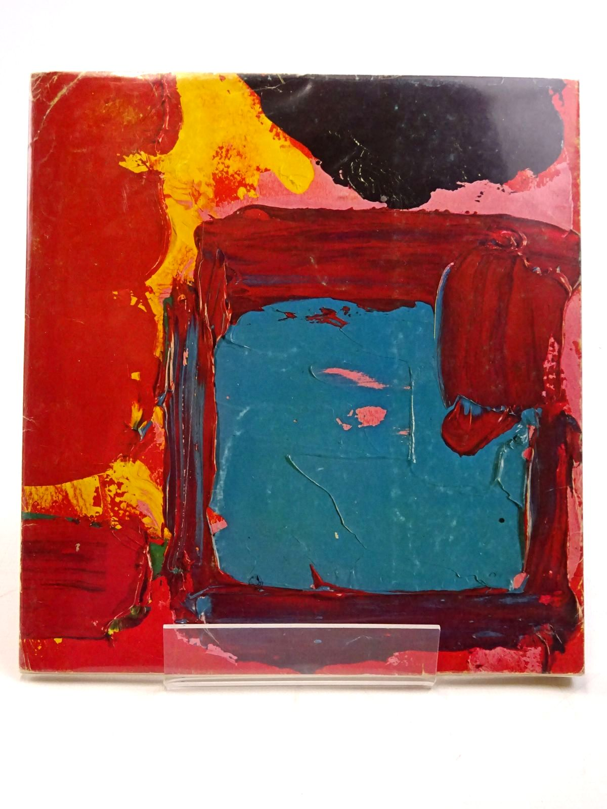 Photo of JOHN HOYLAND PAINTINGS 1967-1979 written by Robertson, Bryan<br />McEwen, John illustrated by Hoyland, John published by Arts Council of Great Britain (STOCK CODE: 2131430)  for sale by Stella & Rose's Books