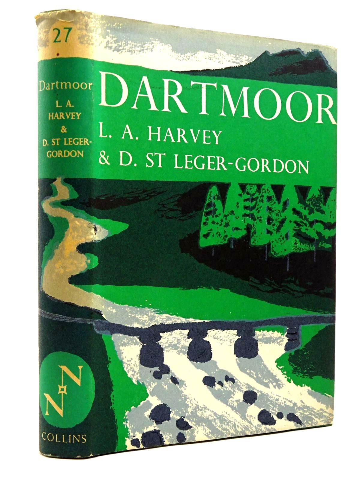 Photo of DARTMOOR (NN 27) written by Harvey, L.A.<br />St. Leger-Gordon, Douglas published by Collins (STOCK CODE: 2131568)  for sale by Stella & Rose's Books