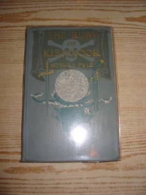 Photo of THE RUBY OF KISHMOOR written by Pyle, Howard illustrated by Pyle, Howard published by Harper & Bros (STOCK CODE: 315824)  for sale by Stella & Rose's Books