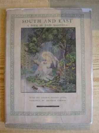 Photo of SOUTH AND EAST written by Masefield, John illustrated by Parsons, Jacynth published by The Medici Society (STOCK CODE: 318437)  for sale by Stella & Rose's Books
