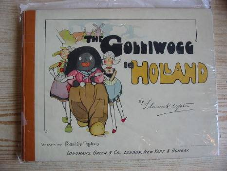 Photo of THE GOLLIWOGG IN HOLLAND written by Upton, Bertha illustrated by Upton, Florence published by Longmans, Green & Co. (STOCK CODE: 319794)  for sale by Stella & Rose's Books