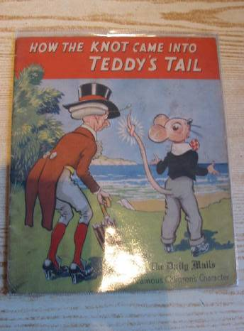 Photo of HOW THE KNOT CAME INTO TEDDY'S TAIL illustrated by Potts, Arthur published by Juvenile Productions Ltd. (STOCK CODE: 322941)  for sale by Stella & Rose's Books