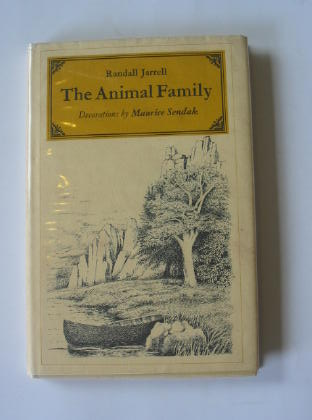 Photo of THE ANIMAL FAMILY written by Jarrell, Randall illustrated by Sendak, Maurice published by Kestrel Books (STOCK CODE: 323617)  for sale by Stella & Rose's Books