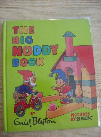 Photo of THE BIG NODDY BOOK- Stock Number: 324135