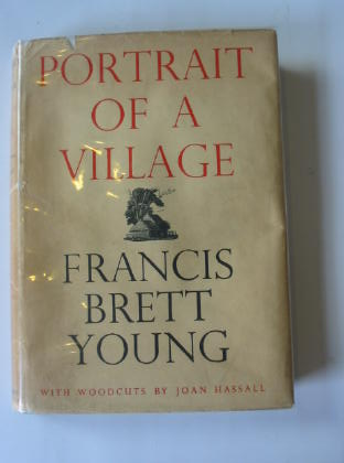Photo of PORTRAIT OF A VILLAGE written by Young, Francis Brett illustrated by Hassall, Joan published by Heinemann (STOCK CODE: 327642)  for sale by Stella & Rose's Books