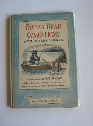 Photo of FATHER BEAR COMES HOME written by Minarik, Else Holmelund illustrated by Sendak, Maurice published by World's Work Ltd. (STOCK CODE: 376783)  for sale by Stella & Rose's Books