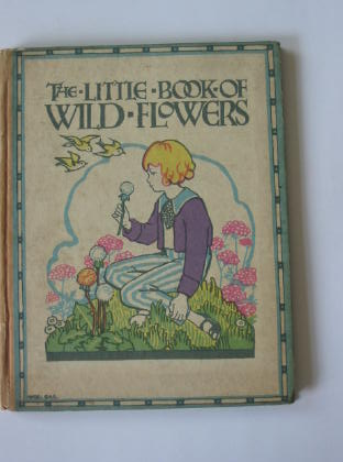 Photo of THE LITTLE BOOK OF WILD FLOWERS written by Faulding, G.M. illustrated by March, Eleanor S. published by Oxford University Press, Humphrey Milford (STOCK CODE: 377883)  for sale by Stella & Rose's Books