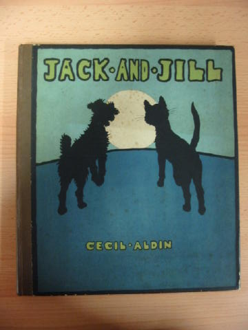 Photo of JACK AND JILL written by Byron, May illustrated by Aldin, Cecil published by Hodder & Stoughton, Henry Frowde (STOCK CODE: 379298)  for sale by Stella & Rose's Books