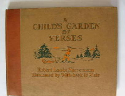 Photo of A CHILD'S GARDEN OF VERSES written by Stevenson, Robert Louis illustrated by Willebeek Le Mair, Henriette published by George G. Harrap & Co. Ltd. (STOCK CODE: 379828)  for sale by Stella & Rose's Books