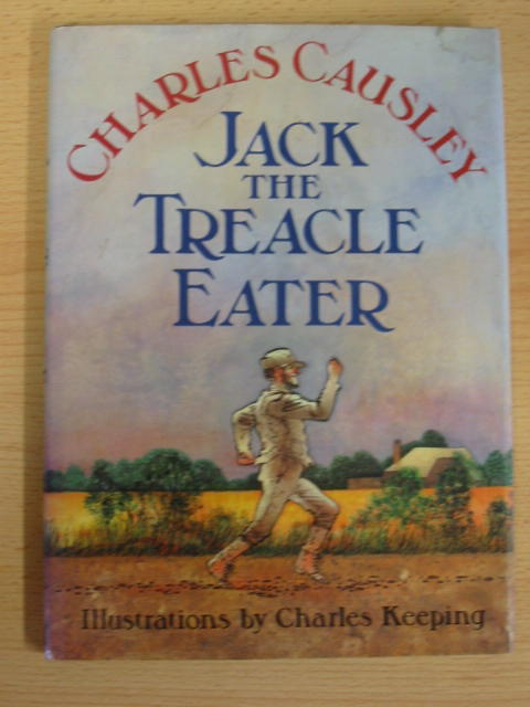 Photo of JACK THE TREACLE EATER written by Causley, Charles illustrated by Keeping, Charles published by Macmillan Children's Books (STOCK CODE: 381169)  for sale by Stella & Rose's Books