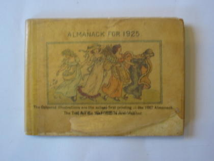Photo of ALMANACK FOR 1925 illustrated by Greenaway, Kate published by Frederick Warne & Co Ltd. (STOCK CODE: 381358)  for sale by Stella & Rose's Books
