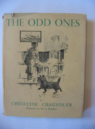 Photo of THE ODD ONES written by Chaundler, Christine illustrated by Rountree, Harry published by Country Life Ltd. (STOCK CODE: 381569)  for sale by Stella & Rose's Books