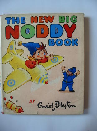 Photo of THE NEW BIG NODDY BOOK written by Blyton, Enid illustrated by Wienk, Peter published by Sampson Low, Marston & Co. Ltd. (STOCK CODE: 381585)  for sale by Stella & Rose's Books