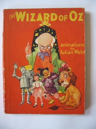 Photo of THE WIZARD OF OZ written by Baum, L. Frank illustrated by Wehr, Julian published by The Saalfield Publishing Company (STOCK CODE: 381699)  for sale by Stella & Rose's Books