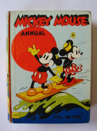 Photo of MICKEY MOUSE ANNUAL 1938 FOR 1939 published by Dean & Son Ltd. (STOCK CODE: 381775)  for sale by Stella & Rose's Books