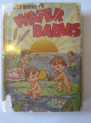 Photo of THE WATER BABIES written by Disney, Walt illustrated by Disney, Walt published by Collins Clear-Type Press (STOCK CODE: 381797)  for sale by Stella & Rose's Books