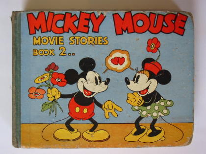 Photo of MICKEY MOUSE MOVIE STORIES BOOK 2 written by Disney, Walt illustrated by Disney, Walt published by Dean & Son Ltd. (STOCK CODE: 381802)  for sale by Stella & Rose's Books
