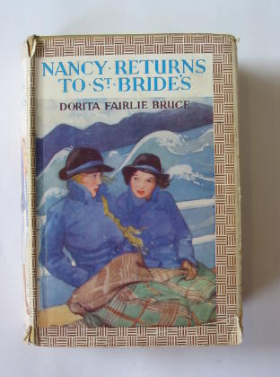 Photo of NANCY RETURNS TO ST. BRIDE'S written by Bruce, Dorita Fairlie illustrated by Johnston, M.D. published by Oxford University Press, Humphrey Milford (STOCK CODE: 382138)  for sale by Stella & Rose's Books