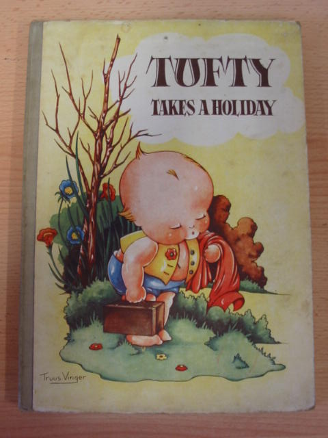 Photo of TUFTY TAKES A HOLIDAY illustrated by Vinger, Truus published by Sandle Brothers Ltd. (STOCK CODE: 383249)  for sale by Stella & Rose's Books