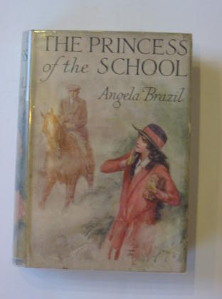 Photo of THE PRINCESS OF THE SCHOOL written by Brazil, Angela illustrated by Wiles, Frank E. published by Blackie & Son Ltd. (STOCK CODE: 383342)  for sale by Stella & Rose's Books