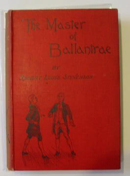 Photo of THE MASTER OF BALLANTRAE written by Stevenson, Robert Louis published by Cassell & Company Limited (STOCK CODE: 383543)  for sale by Stella & Rose's Books