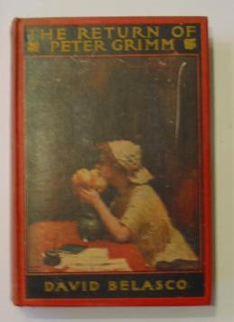 Photo of THE RETURN OF PETER GRIMM written by Belasco, David illustrated by Rae, John published by Grosset & Dunlap (STOCK CODE: 383556)  for sale by Stella & Rose's Books