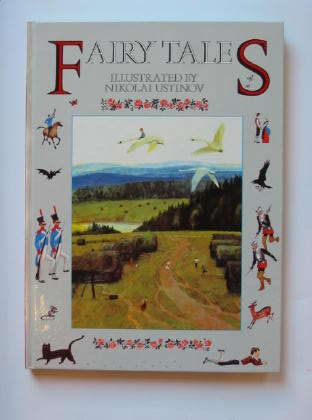 Photo of FAIRY TALES illustrated by Ustinov, Nikolai published by Hodder & Stoughton (STOCK CODE: 384001)  for sale by Stella & Rose's Books