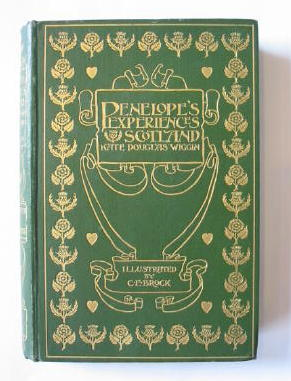 Photo of PENELOPE'S EXPERIENCES IN SCOTLAND written by Wiggin, Kate Douglas illustrated by Brock, C.E. published by Gay and Bird (STOCK CODE: 384313)  for sale by Stella & Rose's Books