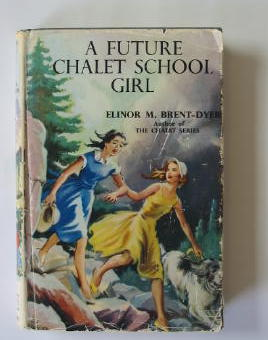 Photo of A FUTURE CHALET SCHOOL GIRL written by Brent-Dyer, Elinor M. published by W. & R. Chambers Limited (STOCK CODE: 384823)  for sale by Stella & Rose's Books