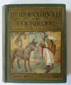 Photo of IN WHEELABOUT AND COCKALONE written by Rhys, Grace illustrated by Tarrant, Margaret<br />Rhys, Megan published by George G. Harrap & Co. Ltd. (STOCK CODE: 385242)  for sale by Stella & Rose's Books