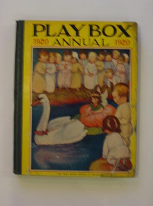 Photo of PLAYBOX ANNUAL 1920 illustrated by Robinson, W. Heath<br />Jackson, A.E.<br />Lambert, H.G.C. Marsh<br />Wain, Louis published by The Fleetway House, The Amalgamated Press Limited (STOCK CODE: 385988)  for sale by Stella & Rose's Books