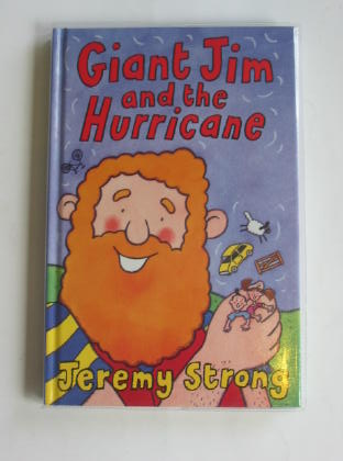 Photo of GIANT JIM AND THE HURRICANE written by Strong, Jeremy illustrated by Sharratt, Nick published by Viking (STOCK CODE: 403160)  for sale by Stella & Rose's Books