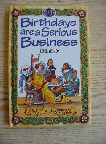 Photo of BIRTHDAYS ARE A SERIOUS BUSINESS written by Wallace, Karen illustrated by Remphry, Martin published by Franklin Watts (STOCK CODE: 403194)  for sale by Stella & Rose's Books