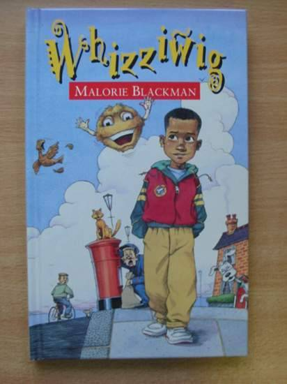 Photo of WHIZZIWIG written by Blackman, Malorie illustrated by Lee, Stephen published by Viking (STOCK CODE: 425419)  for sale by Stella & Rose's Books