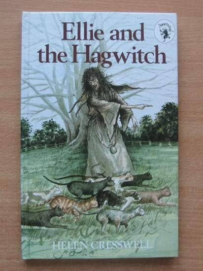 Photo of ELLIE AND THE HAGWITCH written by Cresswell, Helen illustrated by Heap, Jonathon published by Patrick Hardy Books (STOCK CODE: 425465)  for sale by Stella & Rose's Books